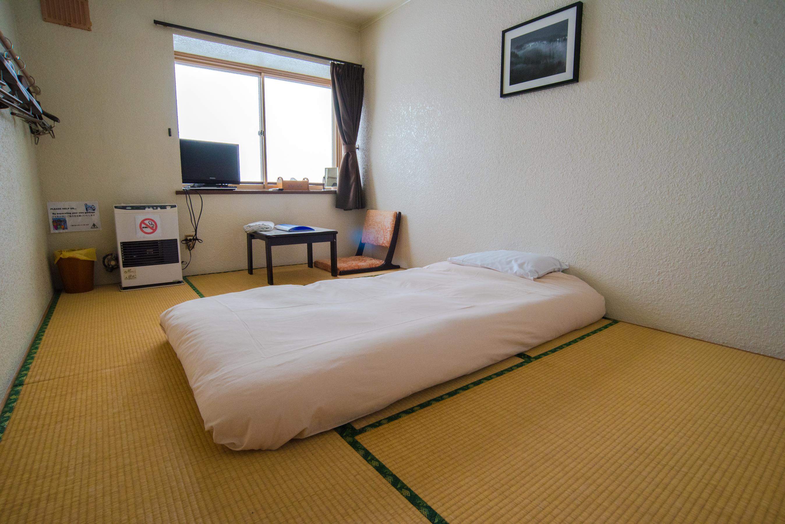Japanese 6 Tatami Room