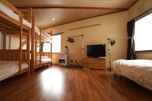 Dorm Room Black Diamond Lodge