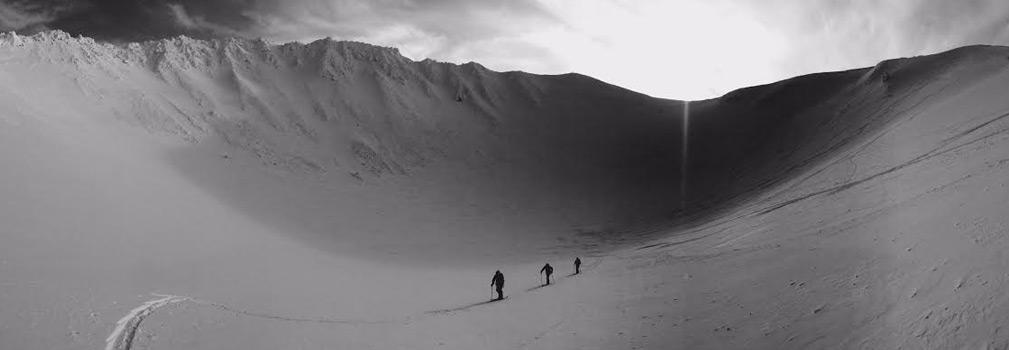 Backcountry Skiing Blackdiamondtours